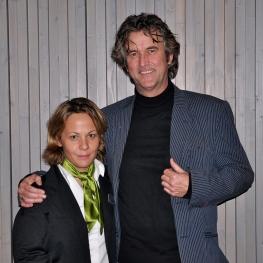 avec Johan de Meij (2011)