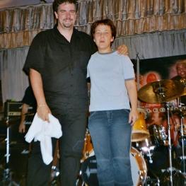 avec Russ Miller(2003)