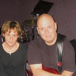 avec Franck Gravis